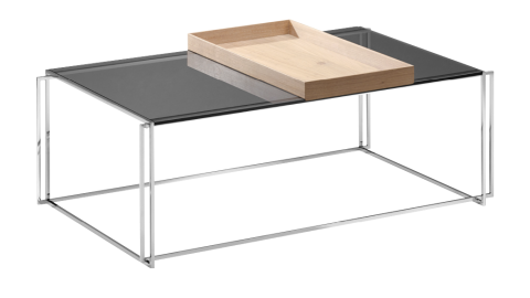 MINERO, Coffee table with tray