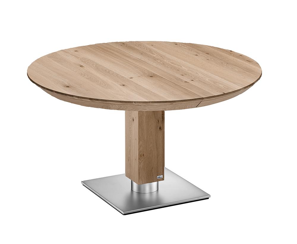 Esstisch rund ausziehbar nussbaum  TODO.