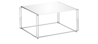 Coffee table with top in Fenix