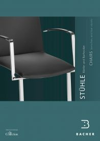 brochure chairs, benches and bar stools