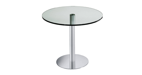 PIAZZA. Dining table with fixed top