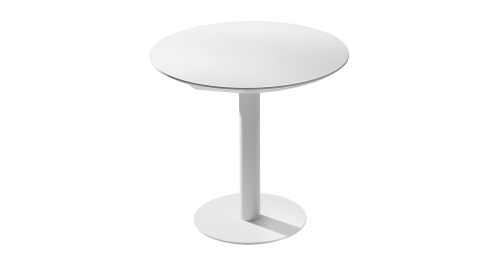 PIAZETTA. Dining table with fixed top