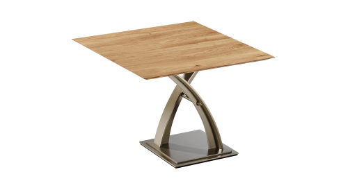 ONDINO. Dining table with fixed top